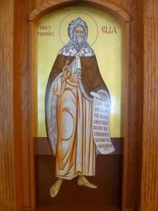 St. Elia (Elijah) the Prophet