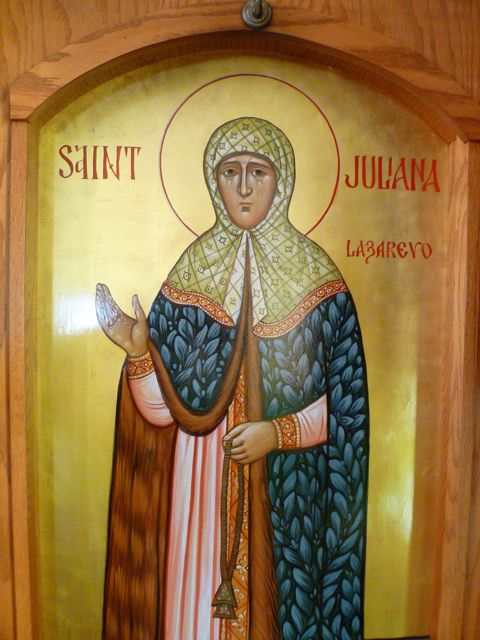 St. Juliana the Merciful