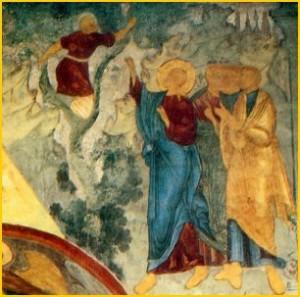 zacchaeus icon