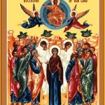 Feast of the Ascension — May 24, 2012
