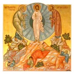 A joyous feast! Transfiguration of Christ celebrated today