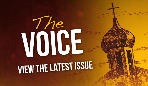 The Voice  AUGUST – SEPTEMBER 2014