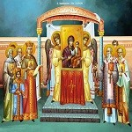 Sermon – Sunday of Orthodoxy by Fr. Don Anthony Freude – Sunday, Mar. 9, 2014