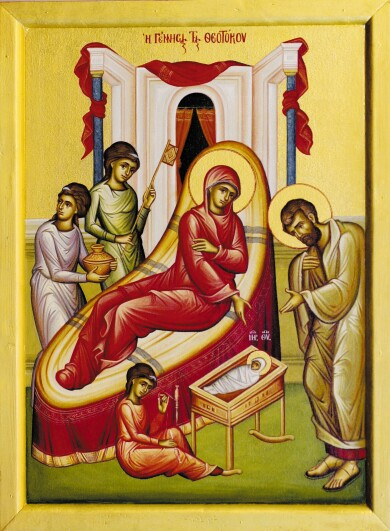 The Nativity of the Theotokos