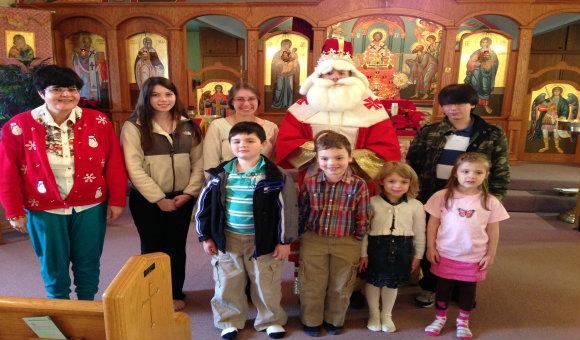 BREAKING NEWS:  St. Nicholas Visit Confirmed!