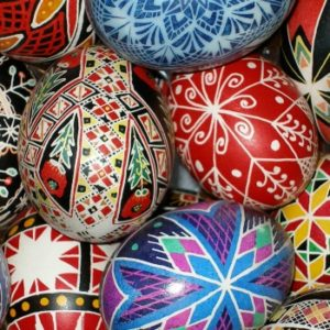 pysanky egg workshop
