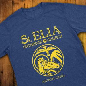 St. Elia T-shirt